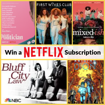 Five New Fall Shows You Won't Want To Miss & A Netflix Subscription Giveaway!